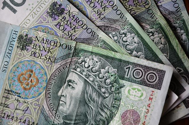 Pożyczone pieniądze